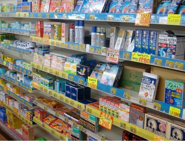 全国薬局の約30%を調剤薬局チェーンが占めている