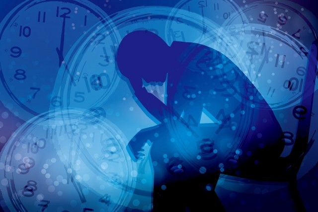 「仕事にストレス」労働者の約6割 原因は「仕事の質・量」
