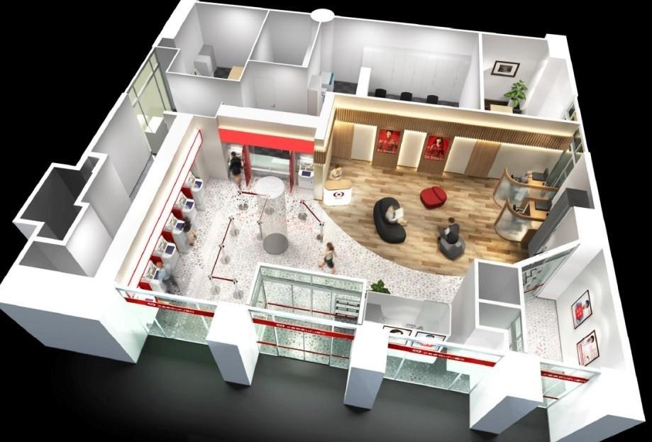 三菱東京UFJ銀行、100店舗を「機械化」 セルフ型の高機能ATMを拡充