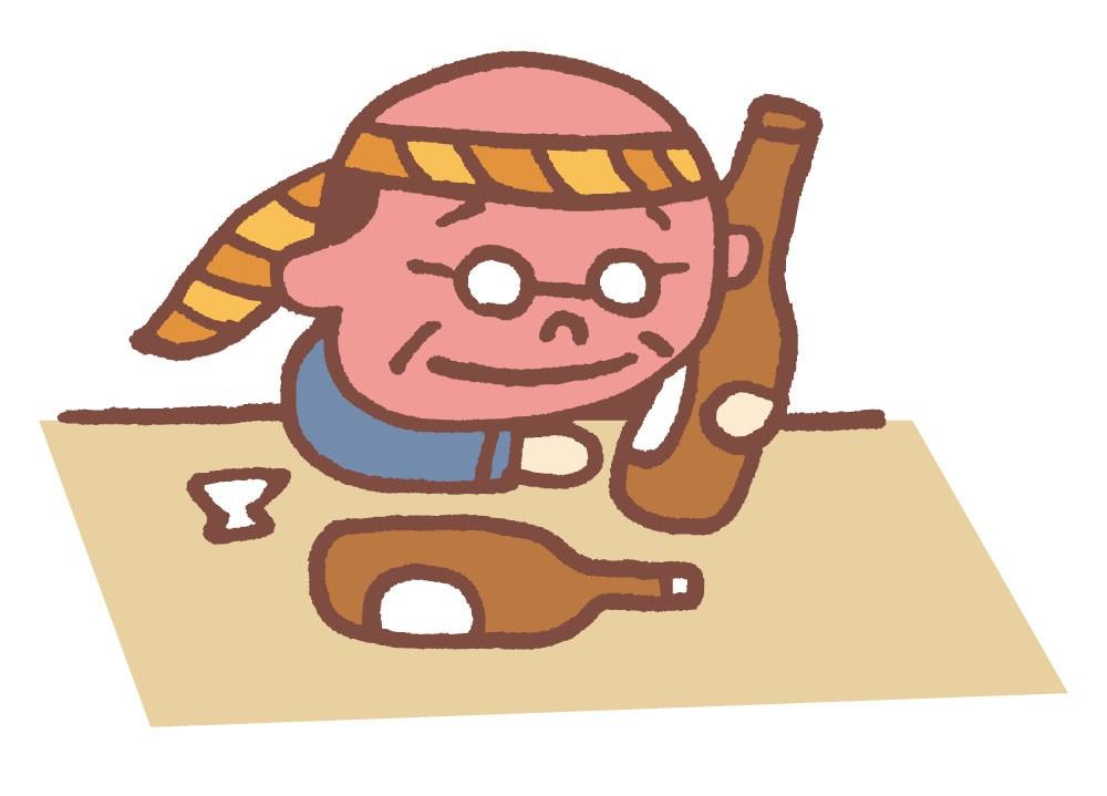 カス丸と学ぶ、忘年会の乗り切り方 (その6)「無礼講」って、何してもいいの?