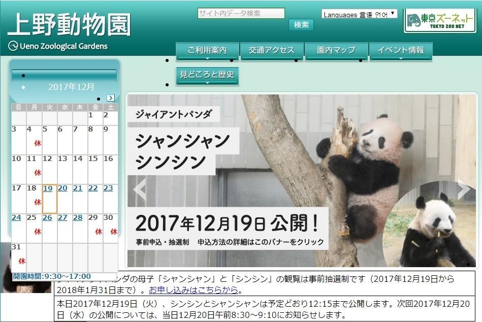 シャンシャン、一般公開始まる 東京・上野の経済効果は年267億円!