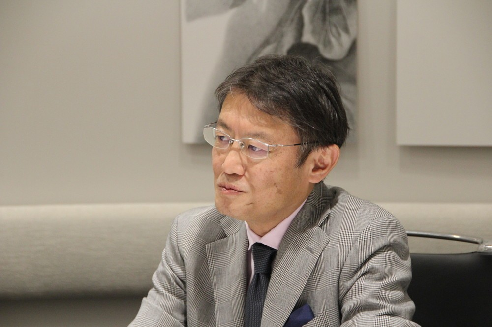 「株価が上がって損する人はいません」と語る、広木隆氏