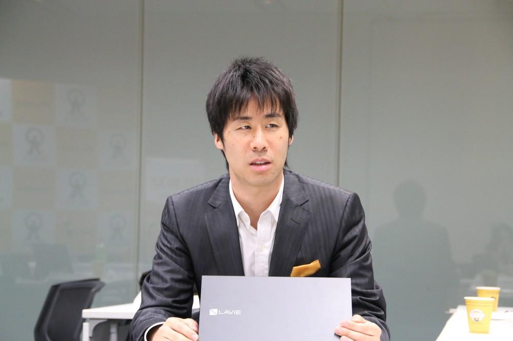 HEROZ取締役CFOの浅原大輔氏