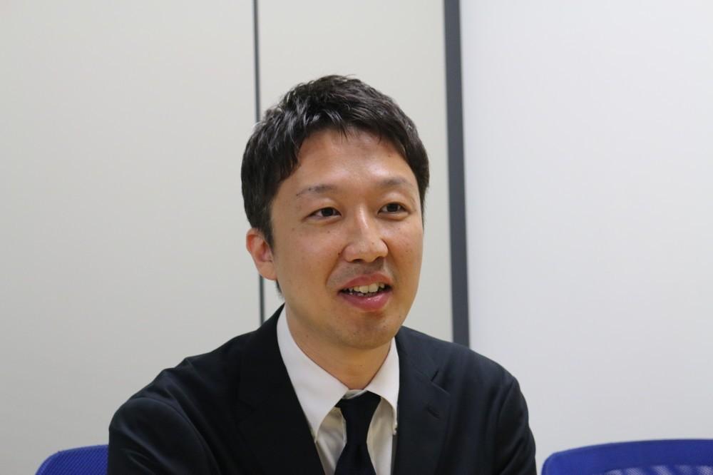 久原社長は「企業とフリーランスの『WIN WIN』の関係を築きたい」と語る