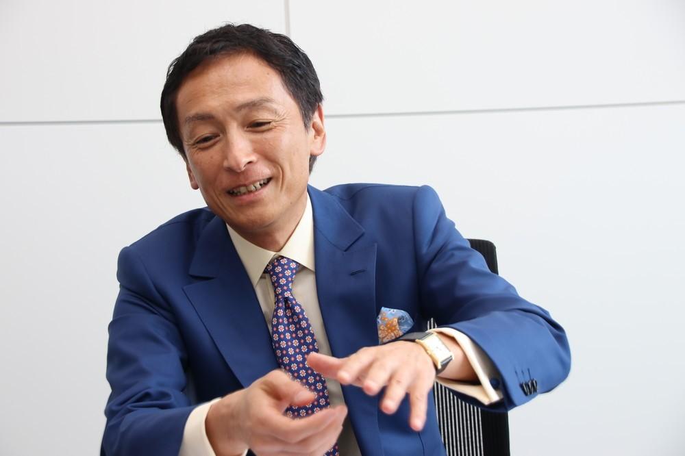 「省エネとリフォームでは、消費者へのアプローチ方法が異なる」と岩崎社長