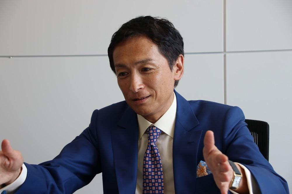 岩崎社長は、「住宅3分野へのプラットフォームを提供していくことを目指す」と語る。