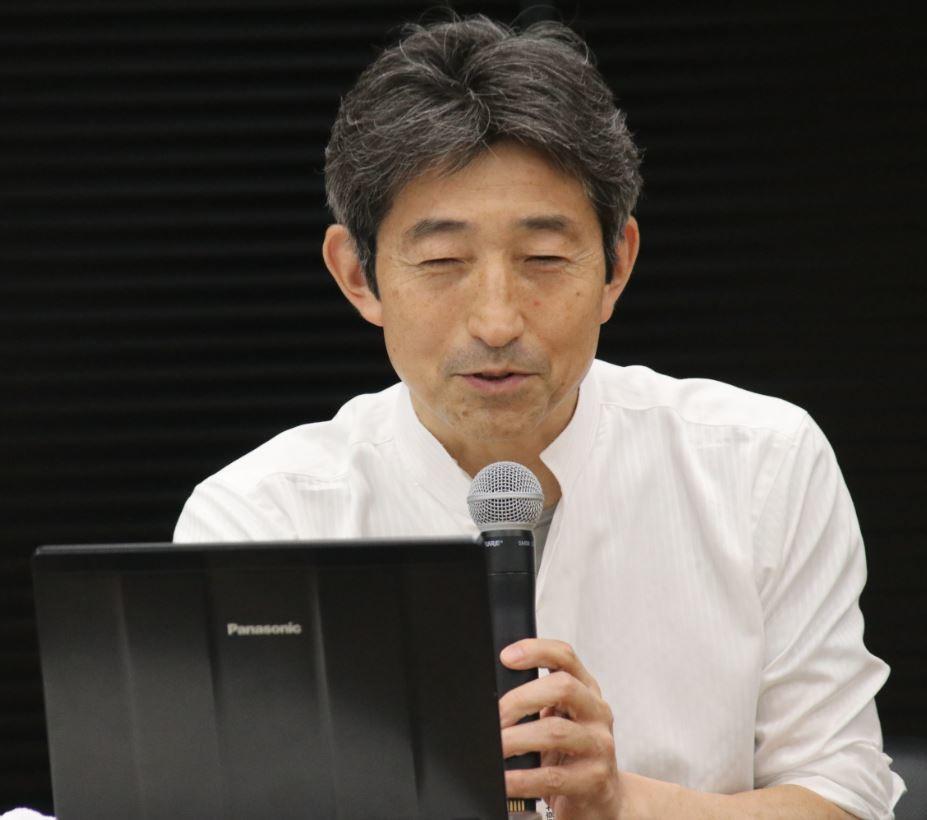 「日本はまたガラパゴスになってしまう」という橋田浩一さん