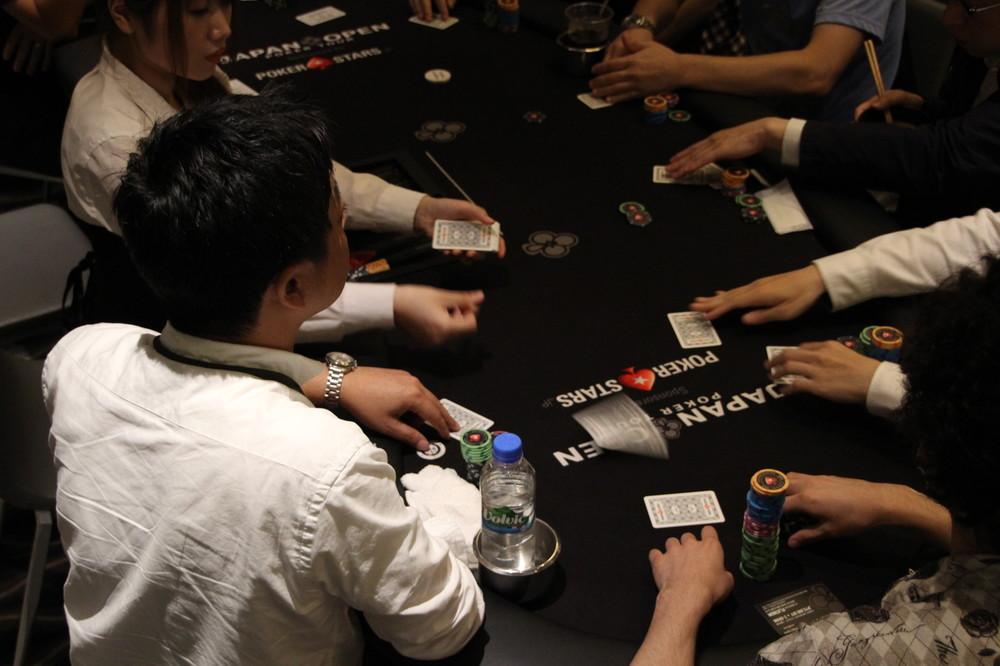 ジャパンオープンポーカーツアー Season15 TOKYO大会