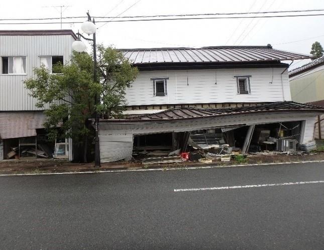 法律だけに囚われると見失うこともある(写真は、福島県双葉町周辺