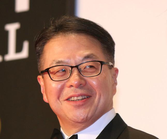 世耕弘成経済産業相(2016年10月撮影)