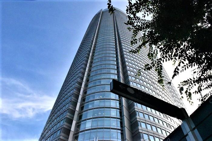 これからの時代にふさわしいコンパクトシティである六本木ヒルズのタワー