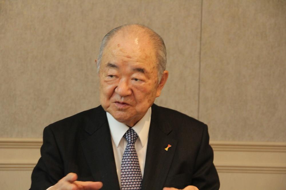 横山清会長は「まったく新しい価値を提供するイベントになる」と話す