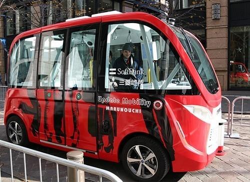 5G時代到来で、自動運転の実用化に期待高まる