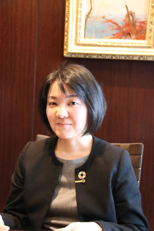 大和証券グループはSDGs「17の目標」のすべてを目指す(川那部瑠理子SDGs推進室長)