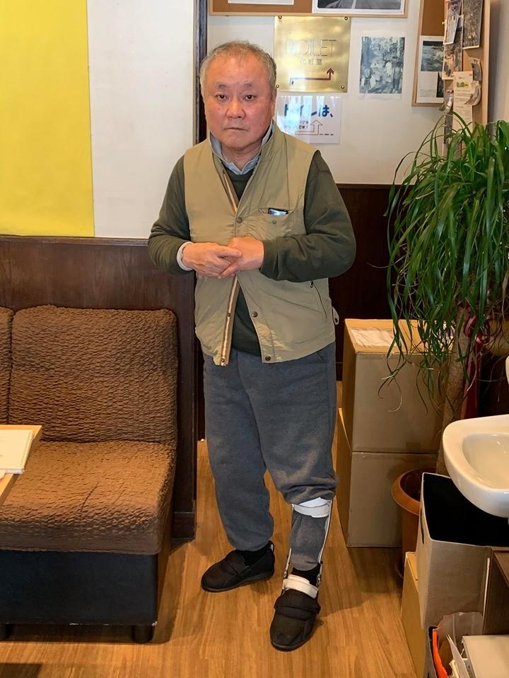 坂本義一さんは障がい者への取材を続ける