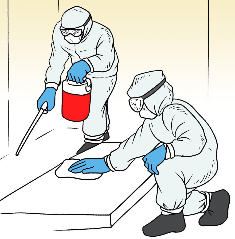 【コロナに勝つ! ニッポンの会社】「発熱外来テント」を供給、除菌消毒サービスを24時間提供