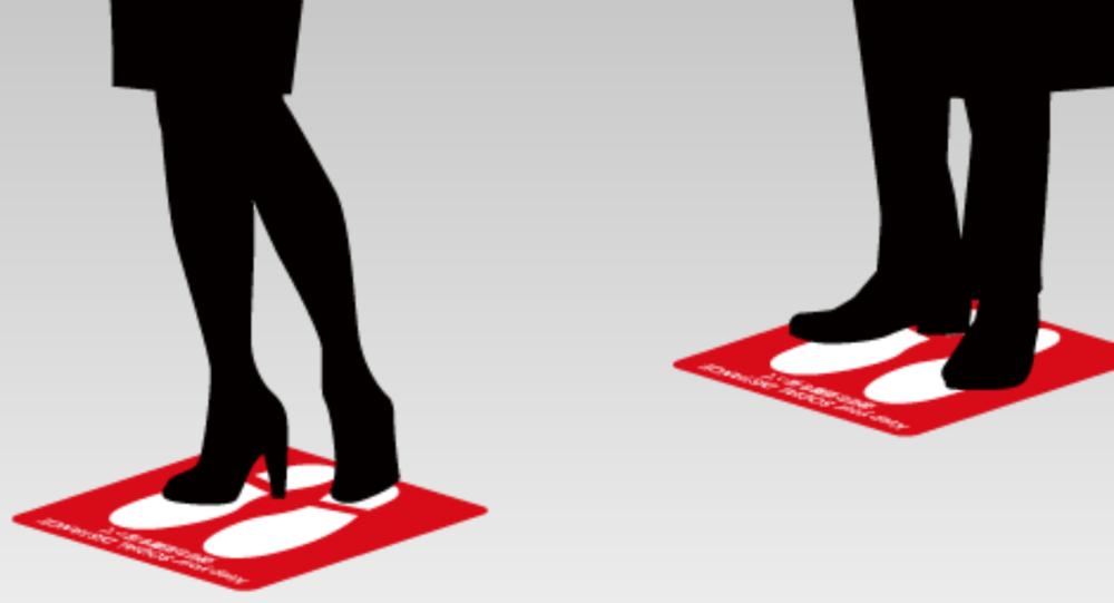 【コロナに勝つ! ニッポンの会社】ソーシャル・ディスタンシング導くステッカー、医療オンライン相談サービス、飛沫防止シェルターと続々