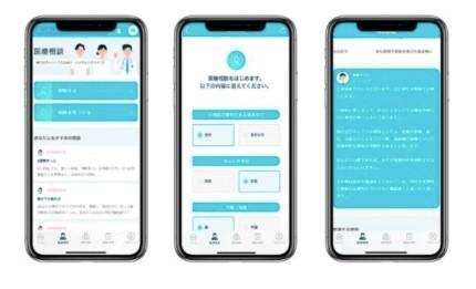 宮崎県日南市でオンライン医療相談サービスを提供