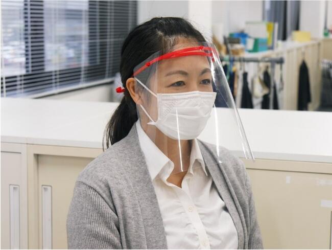 【コロナに勝つ! ニッポンの会社】抗菌・抗ウイルスの室内用塗料を開発 自治体と大学発ベンチャーのタッグでつくったフェイスシールド