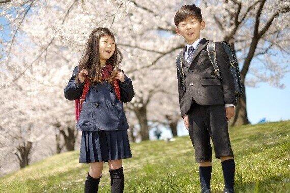 入学式といえば桜の季節が定番だが......(写真はイメージ)