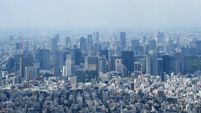 巨大都市・東京はいつ解除されるのか?
