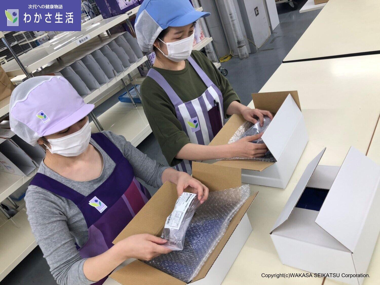 医療機関に向け飛沫対策用保護グラスを発送