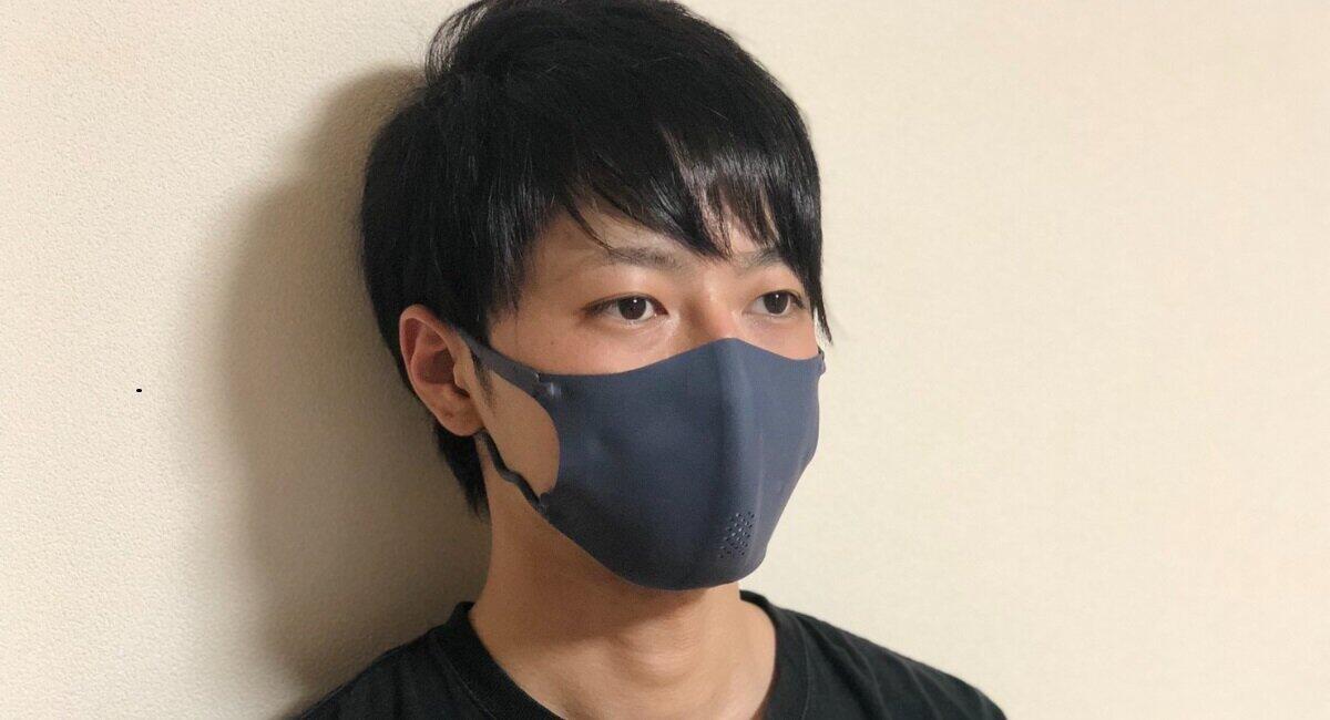 洗って何度も使える樹脂マスク