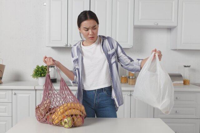 7月1日から、レジ袋が有料化される