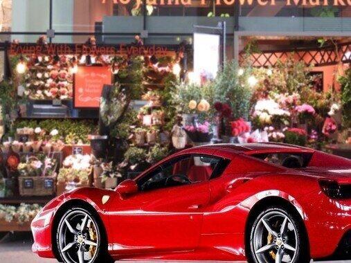 高級外車を経費で買える人も(写真はイメージ)