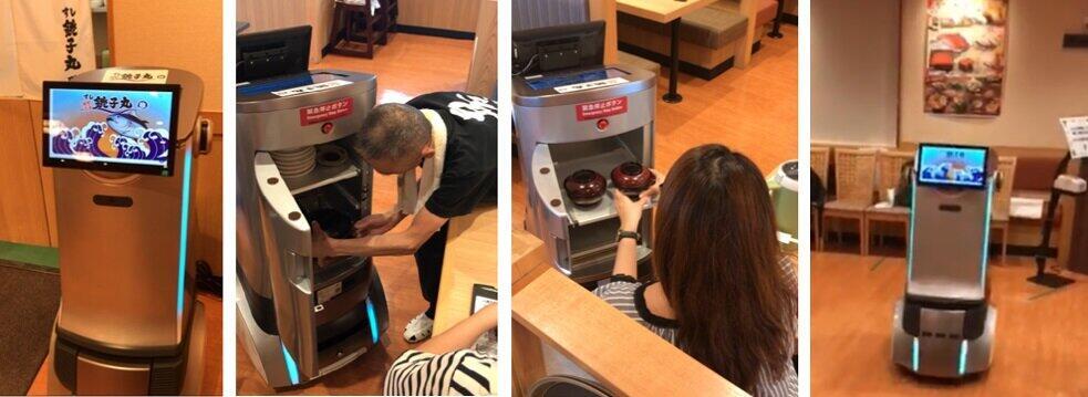 【コロナに勝つ!ニッポンの会社】飲食店の新「勝利の方程式」 AIロボットの導入、目指すは着席から会計まで非接触!