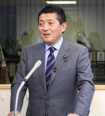 前任者と違いデジタルに詳しい平井卓也IT担当大臣(2015年10月撮影)