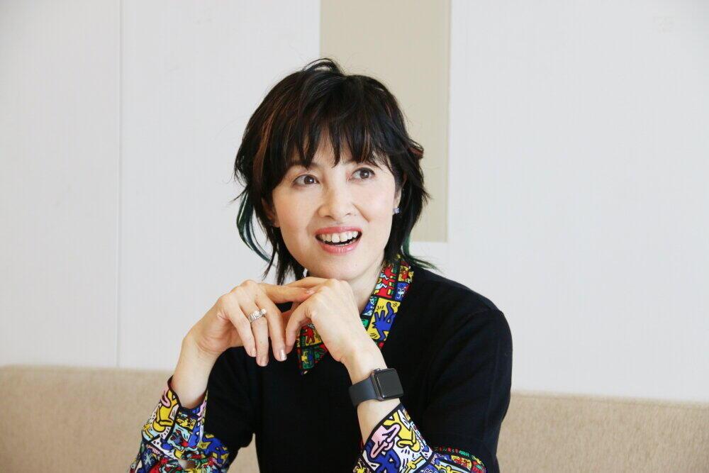 【活躍する女性】新しい「自分」をプロデュース 子供との日常が生んだ「虫のつぶやき」 荻野目洋子が語る仕事と家庭・子育て