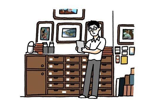 原書房では数千円からの手に取りやすい価格帯の商品も取り揃えてある。