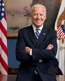 ジョー・バイデン次期米大統領(ウィキメディアコモンズ デビッド・リーネマン撮影)
