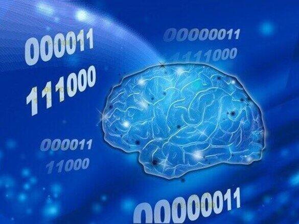 AIではニューラルネットワークが人間の脳の神経回路網を数字モデルで再現