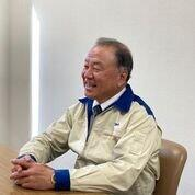 「『まる』はコスパの良い商品」と語る白鶴酒造の西村顕さん