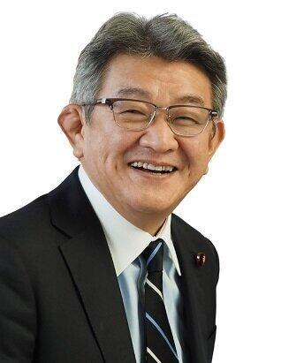 武田亮太総務大臣(首相官邸公式サイトより)