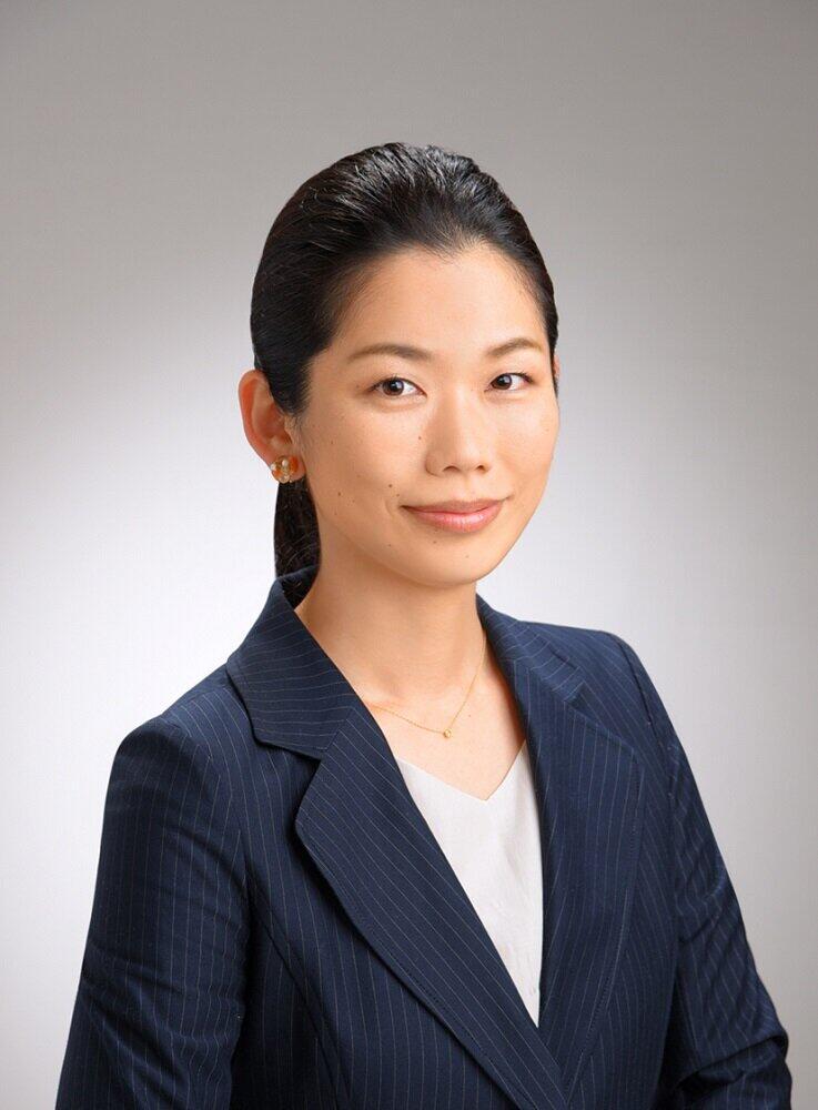 人事・総務部門HRビジネスパートナーでD&I担当の岡田絢美さん