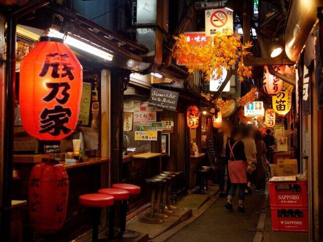新宿の飲み屋街「思い出横丁」はどうなる?