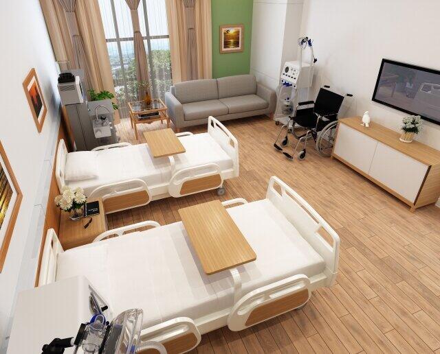 日本の病院は「ベッド大国」といわれるが