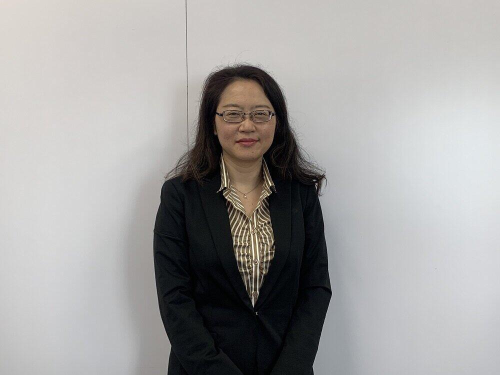 「イノベーションを生み、社会課題を解決して、持続的な成長につなげることを目指しています」と話すダイバーシティ推進担当課長の高橋葉子さん