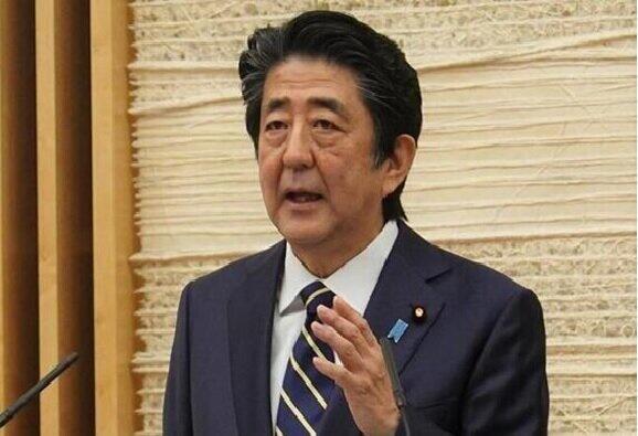 森会長の後任は安倍晋三前首相か?(2020年5月撮影)