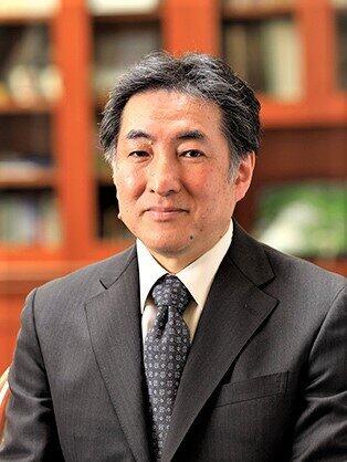 国際基督教大学の岩切正一郎学長(公式サイトより)