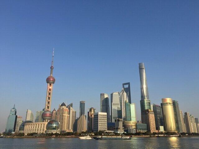 中国人は急激に豊かになった……(写真は、中国・上海)