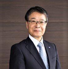 明電舎の三井田健社長(公式サイトより)