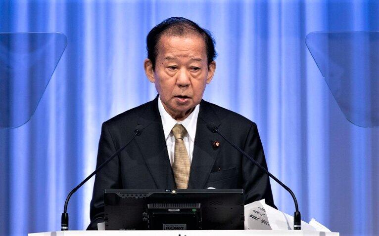 二階俊博幹事長の「五輪中止」発言はバイデン大統領の「つれなさ」を予想していた?