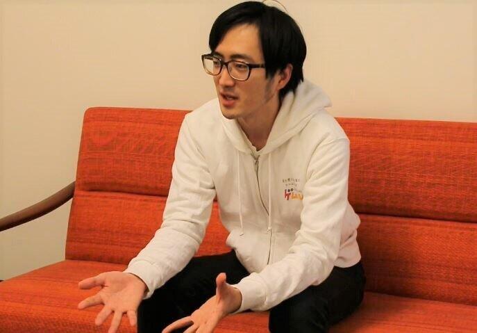「ゲムトレ」と「「和―なごみ」を経営する小幡和輝さん