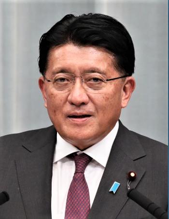 「パンデミック下のモデル開催にする」と語った平井卓也デジタル改革担当相