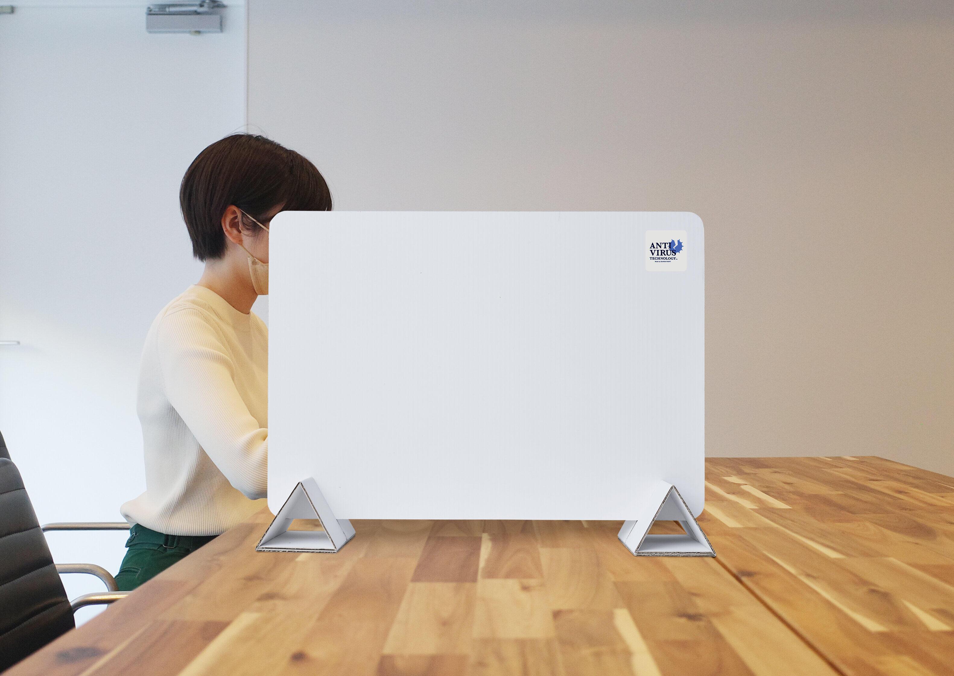 関西ペイントが抗ウイルス商材の新ブランドを立ち上げ 漆喰塗料活用の卓上ボードや床マット【コロナに勝つ!ニッポンの会社】