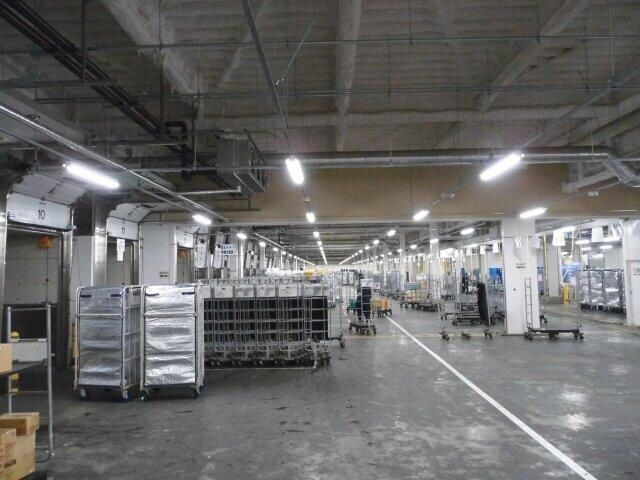 ダイフクは物流システムや自動倉庫などのトップメーカー(写真はイメージ)